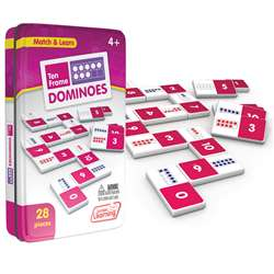 Ten Frames Dominoes, JRL479