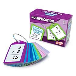 Teach Me Tags Multiplication, JRL632