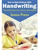 How To Help Children With Handwriting eBook