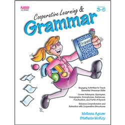 Cooperative Learning Grammar Gr 3-5, KA-BAMG