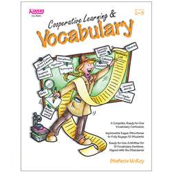 Cooperative Learning & Vocab Gr 2-3, KA-BMV2
