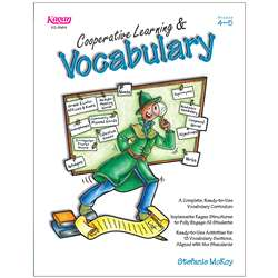 Cooperative Learning & Vocab Gr 4-5, KA-BMV4