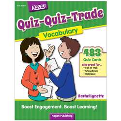 Quiz Quiz Trade Vocabulary, KA-BQQV