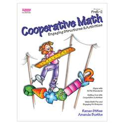 Cooperative Math Resource Book Gr Pk-2 By Kagan Publishing