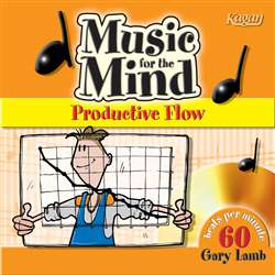 Music For The Mind Cds Productive Flow, KA-LGMF