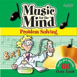 Music For The Mind Cds Problem Solving, KA-LGMS
