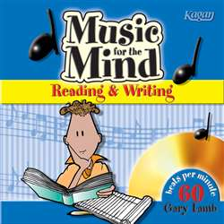 Music For The Mind Cds Reading And Writing, KA-LGMW