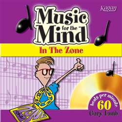 "Music For The Mind Cds "" The Zone, KA-LGMZ"