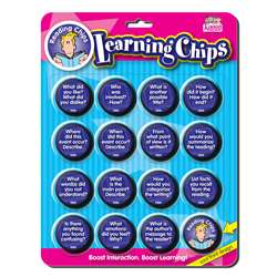 Reading Comprehension Chips, KA-MDR