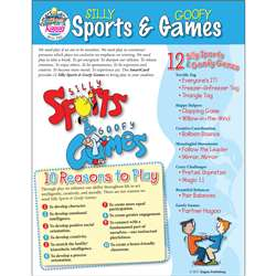 Silly Sports Goofy Games Smart Card, KA-TSG