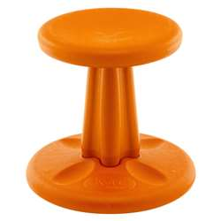 "Preschool Wobble Chair 12"" Orange, KD-127"