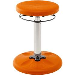 "Kids Adjustable Wobble Chair Orange 155In-215"" KD-2600"