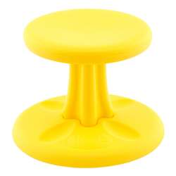"Kore Todler Wobble Chair 10"" Ylw, KD-595"