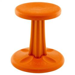 "Kids Wobble Chair 14"" Orange, KD-601"