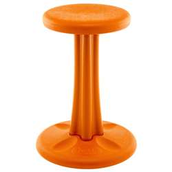 "Preteen Wobble Chair 187"" Orange, KD-602"