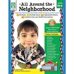 All Around The Neighborhood Book By Carson Dellosa