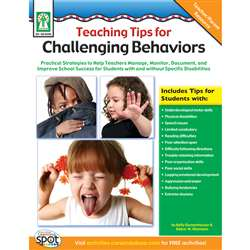 Teaching Tips For Young Kids With Challenging Behaviors By Carson Dellosa