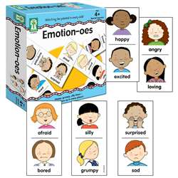 Shop Emotion-Oes Games Ages 4 & Up - Ke-840022 By Carson Dellosa