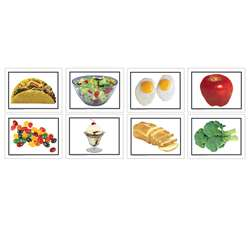 Photographic Learning Cards Nouns Food By Carson Dellosa