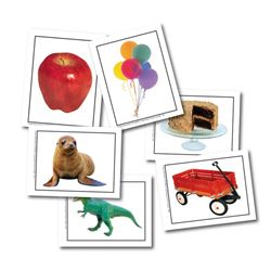 Alphabet Photo Objects Cards, KE-845012