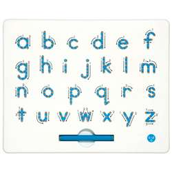 A To Z Magnatab Lowercase By Kid O Products