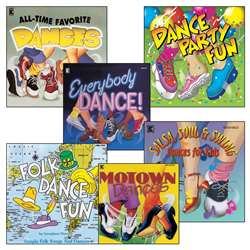 Everybody Dance Cd Collection By Kimbo Educational