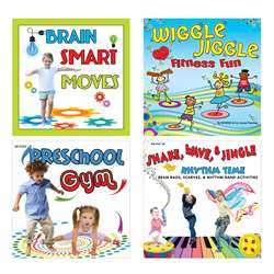 Fitness Little Learners Cd St, KIM08CD