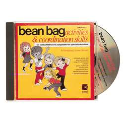 Bean Bag Activities Cd Ages 3-8 By Kimbo Educational