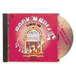 Rock N Roll Fitness Cd By Kimbo Educational