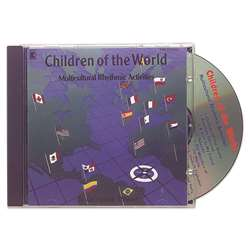 Children Of The World Cd Ages 5-10 By Kimbo Educational