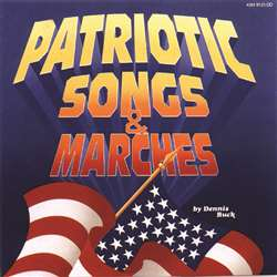 Patrimotic Songs & Marches Cd All Ages By Kimbo Educational