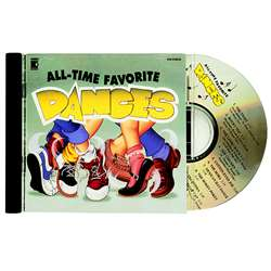 All-Time Favorite Dances Cd By Kimbo Educational