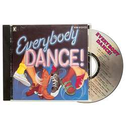 Everybody Dance. Cd By Kimbo Educational