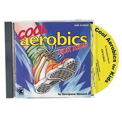 Cool Aerobics For Kids Cd By Kimbo Educational