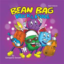 Bean Bag Rock & Roll Cd By Kimbo Educational