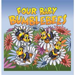 Four Baby Bumblebees Cd By Kimbo Educational