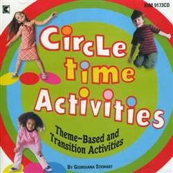 Circle Time Activities Cd By Kimbo Educational