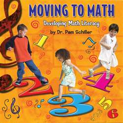 Moving To Math Cd By Kimbo Educational