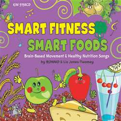 Cd Smart Moves Smart Food By Kimbo Educational