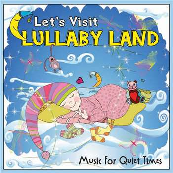 Lets Visit Lullaby Land Cd By Kimbo Educational
