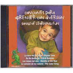 Canciones Divertidos De Aprender Songs Of Learning Fun By Kimbo Educational