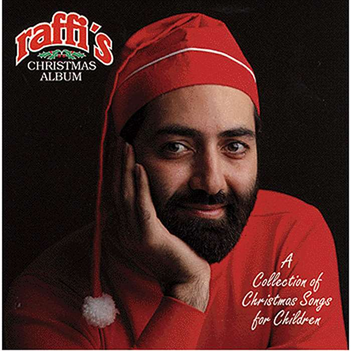 Raffis Christmas Album Cd By Kimbo Educational
