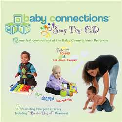 Baby Connections Cd, KIMKSS02CD