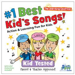 No1 Best Kids Songs Cd By Kimbo Educational