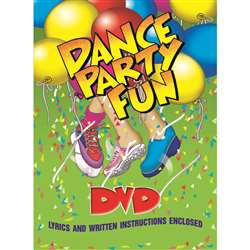 Dance Party Fun Dvd By Kimbo Educational