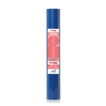 "Contact Adhesive Roll Royal Blue 18"" X 60Ft, KIT60FC9AH16"