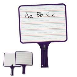Kleenslate Dry Erase Paddles 2Pk Rectangular Set By Kleenslate Concepts