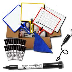 Set Of 24 Customizable Whiteboards Handheld With C, KLS5439