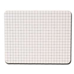 Rectangular 6Pk Graph Replacement Dry Erase Sheets By Kleenslate Concepts