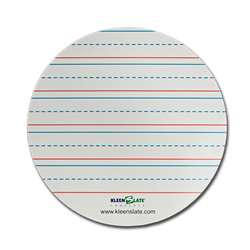Dry Erase Sheets Circles Lined Manuscript Replacem, KLS7143